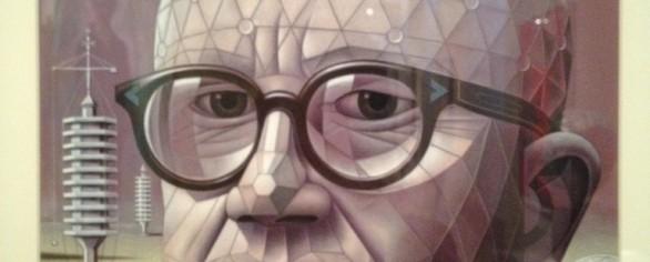 The (Super)Hero's Journey of Buckminster Fuller